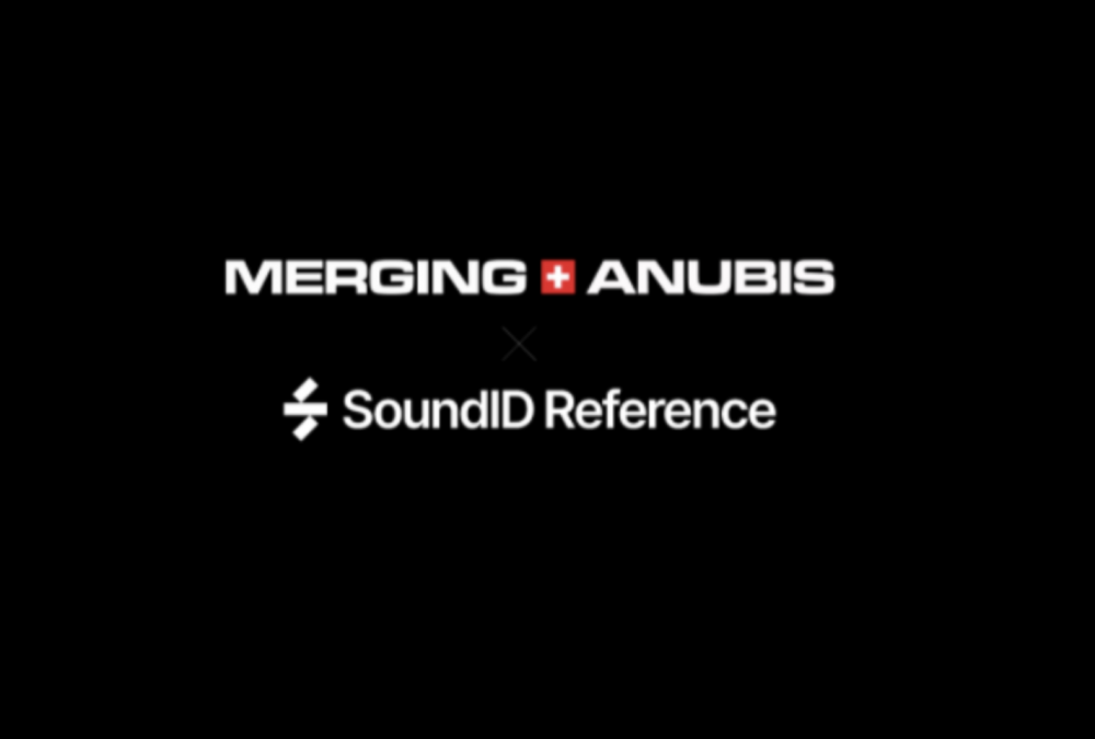 SoundID Reference from Sonarworks x Merging+Anubis